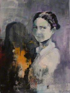 Ritratto pittorico contemporaneo