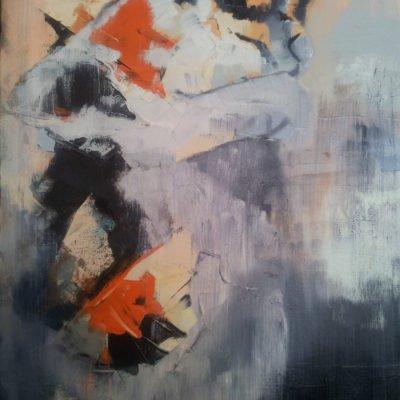Il gatto Pipoca - olio su tela - Coll. Privata