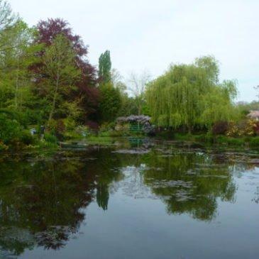 Giverny, il Giardino di Monet al tempo delle ninfee