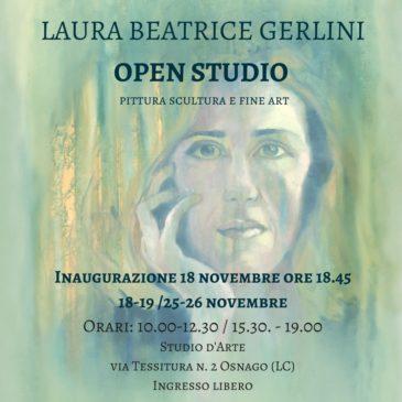 """""""Open Studio"""", la mostra personale di Laura"""