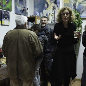 """""""Open Studio"""", l'inaugurazione"""