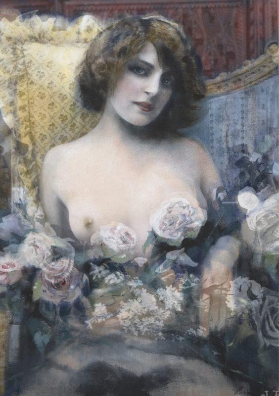 Fernande Barrey, la modella di Modigliani. Visual art