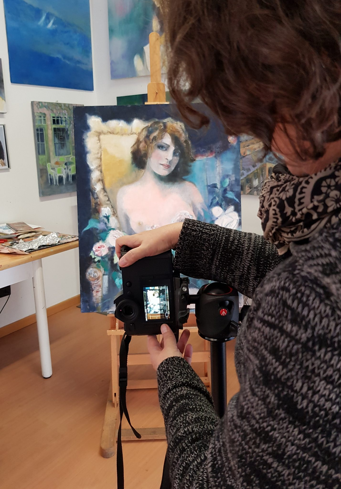 Linda Gerlini - fotografa e web designer