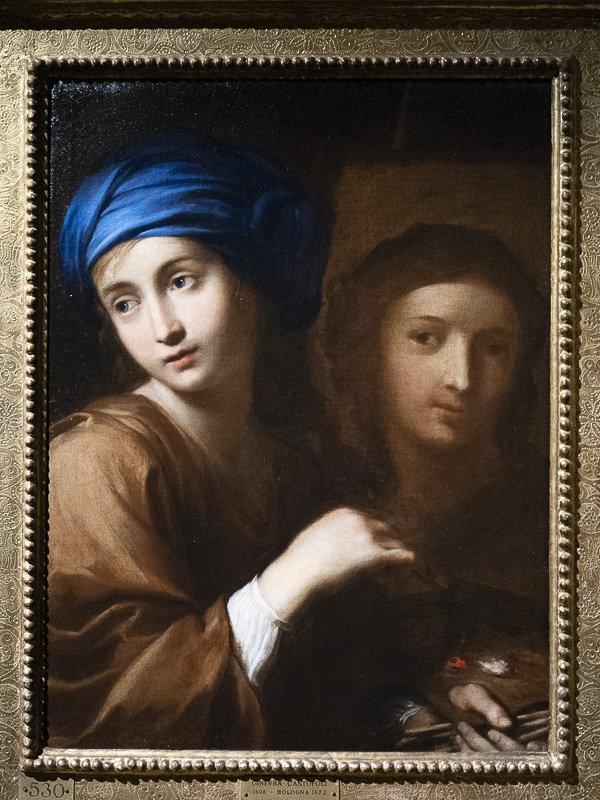 mostra painting quadri